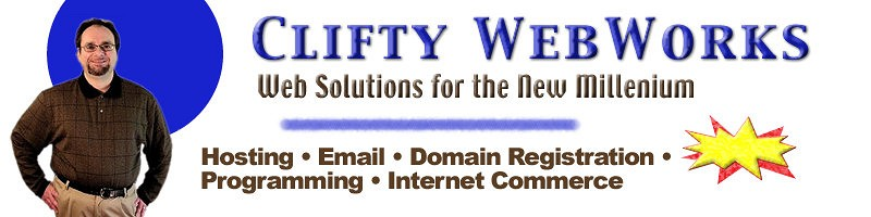 Affordable web hosting and internet consulting